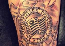 10 Incríveis Tatuagens do Corinthians em Homenagem ao 29º Título Paulista