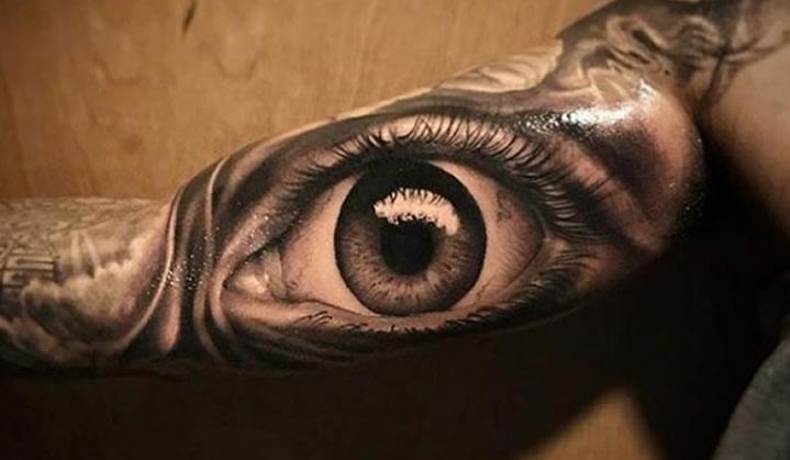 73 Tatuagens de Olhos para comemorar o dia do Oftalmologista
