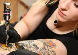 Anestesia e Tatuagem uma combinação Mortal