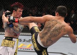 As melhores tatuagens do UFC para você se inspirar