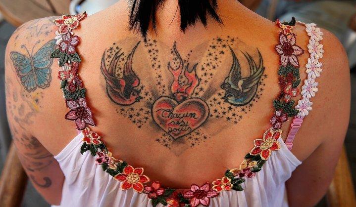 Goiás Tattoo Festival ressalta trabalho de mulheres e aumenta visibilidade