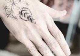 Guia Definitivo de Tatuagem nas Mãos