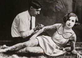 História da Tattoo