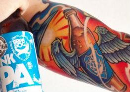 Hoje é dia da Reinheitsgebot? Veja Tatuagens Inspiradas em Cerveja