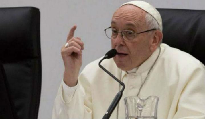 Papa Francisco diz para Não ter medo de Tatuagens