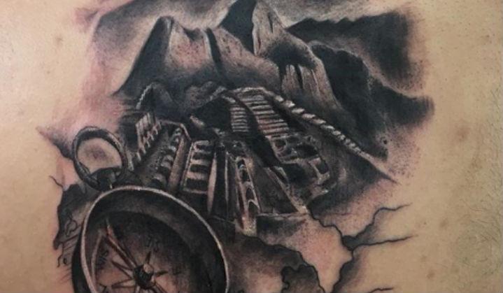 Que tal conhecer Machu Picchu através das Tattoos?