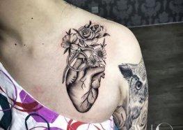 Que Tal umas Tatuagens de Coração?