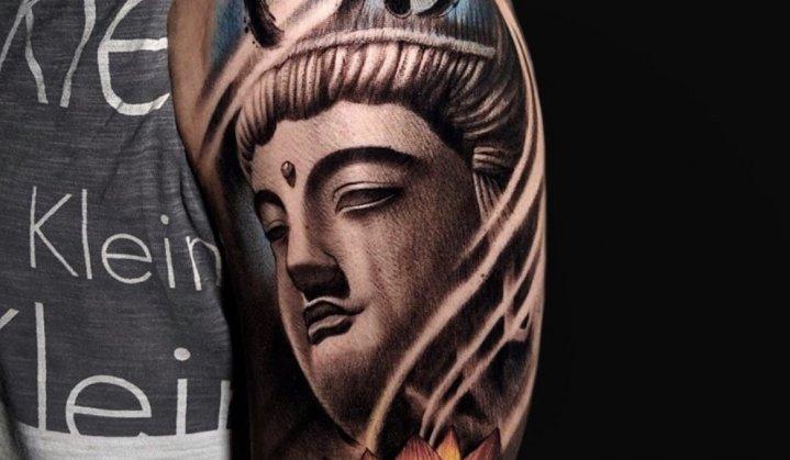 Tattoo de Buda: História e Significado sobre Tatuagens Buda