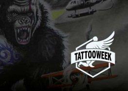 Tattoo Week encerra sua oitava edição com recorde de público e de tatuagens