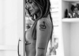 Tatuagens da Cleo Pires: História e Referências da musa para te inspirar