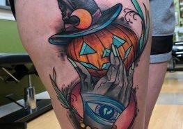 Tatuagem de abóbora: Significado, Curiosidade, História e Tattoos
