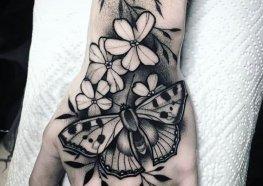 Tatuagem de Borboleta: Ideias, Significado, Fotos e as melhores Tatuagens