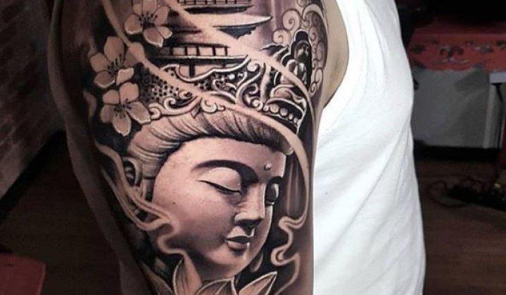 Tatuagem de Buda: História, espiritualidade e referências para você