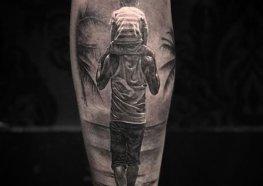 Tatuagem de Pai e Filho: Grandes Ideias para Eternizar o Amor