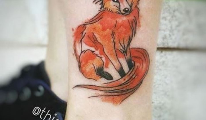 Tatuagem de Raposa: Significado e Grandes Idéias