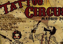 Tatuagem e Circo um casamento bem sucedido