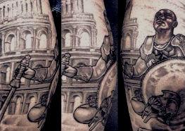 5 Incríveis Tatuagens do Coliseu