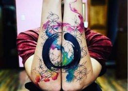 Tatuagem Enso: Significado, Características e Muitas Tattoos