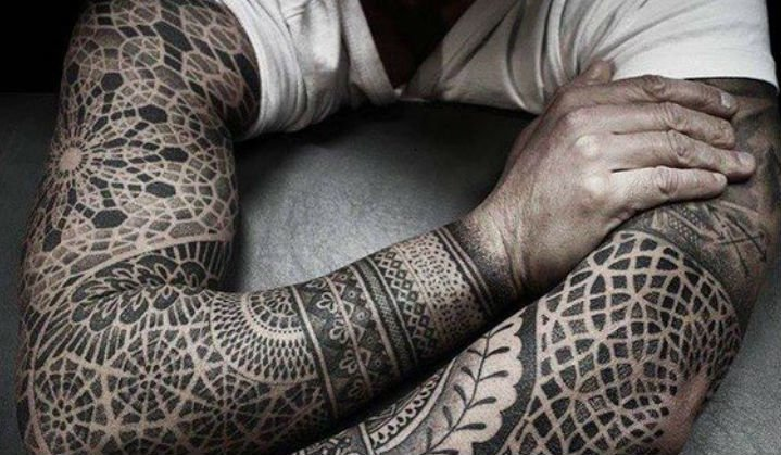 Tatuagem Geométrica: Guia Definitivo