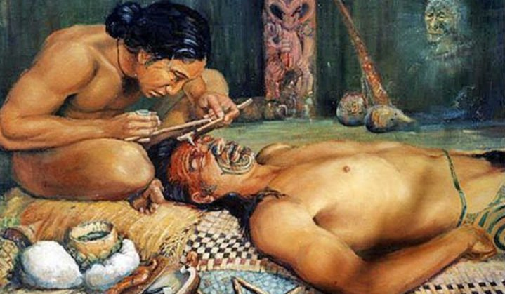Tatuagem Maori: Significado, História, Símbolos e Tatuagens