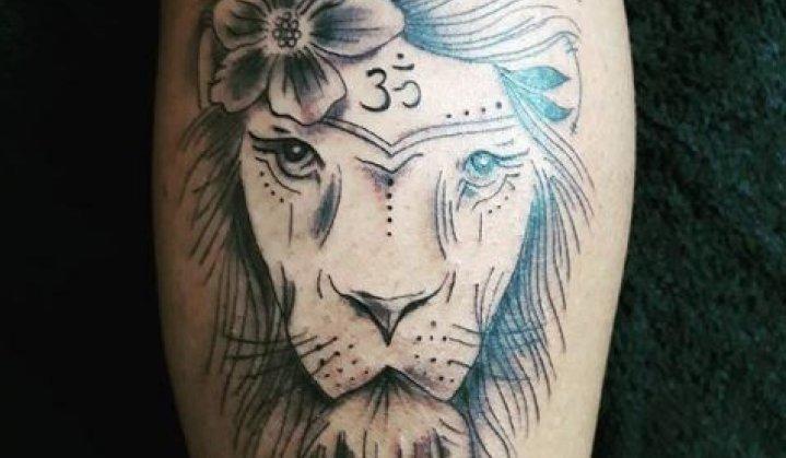 Tatuagem na Panturrilha: Tudo que Você Precisa Saber