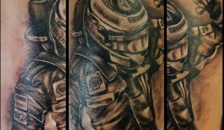 Tatuagens da Fórmula 1: Idéias, Significado e Tatuagens Incríveis