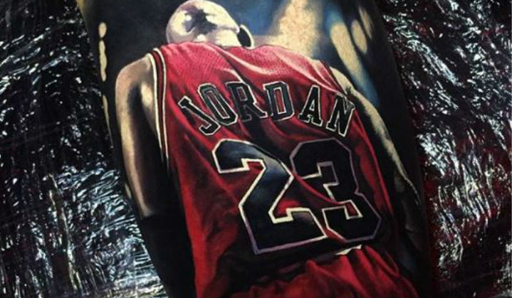 Tatuagens da NBA