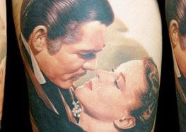 Tatuagens de Cinema para Celebrar o Oscar