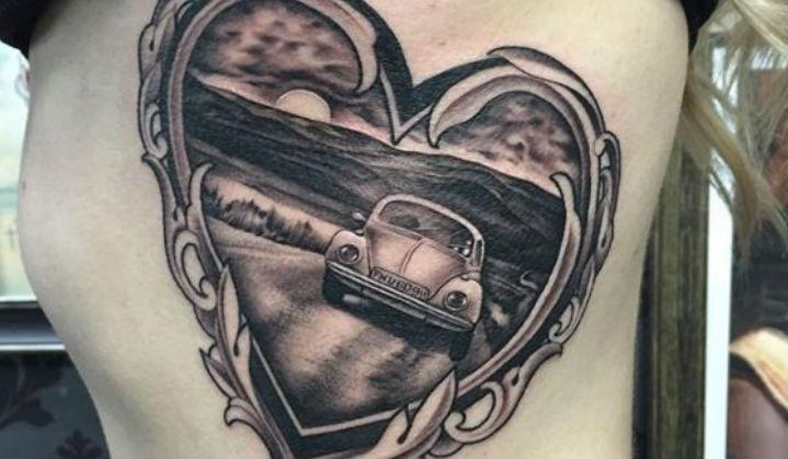 Tatuagens de Fusca