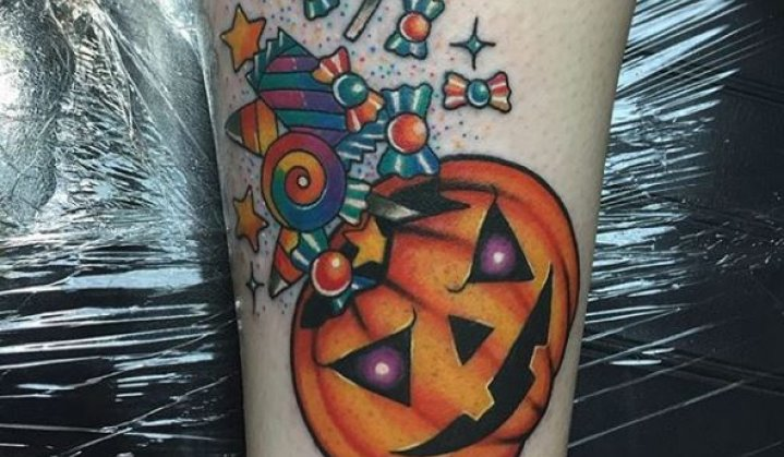 Tatuagens de Halloween