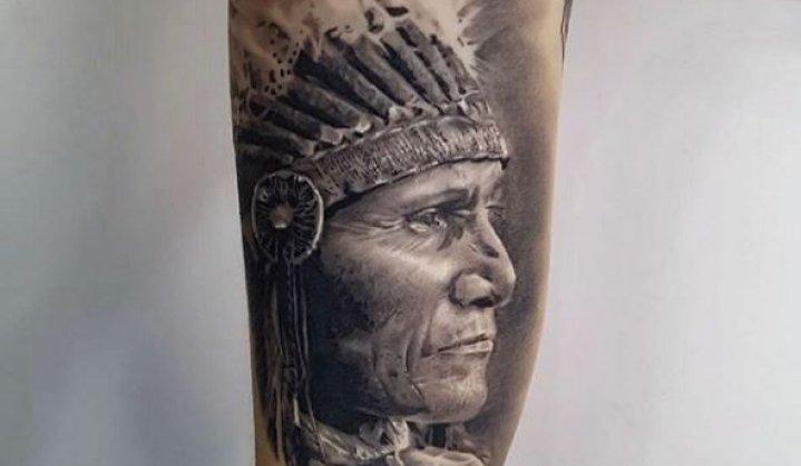 Tatuagens de Índios: História, Cultura e Tattoos para te Inspirar