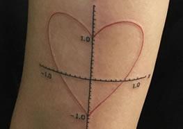 Tatuagens de Matemática: Inspirações para comemorar o dia nacional