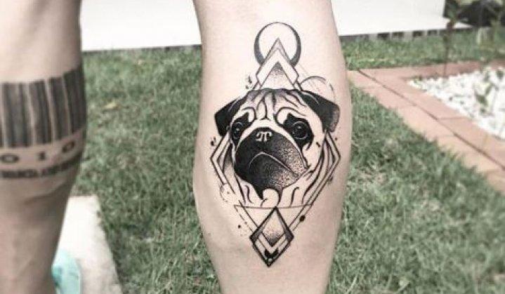 Tatuagens de PUG: História, Características e Tattoos