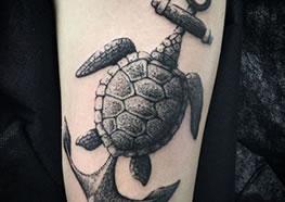 Tatuagens de Tartaruga: Fotos, Significado e Inspirações para sua tattoo