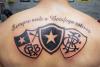 Tatuagens do Botafogo: história e referências para você se inspirar!