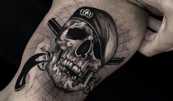 Tatuagens do Exército - mostre seu respeito pelos defensores da liberdade