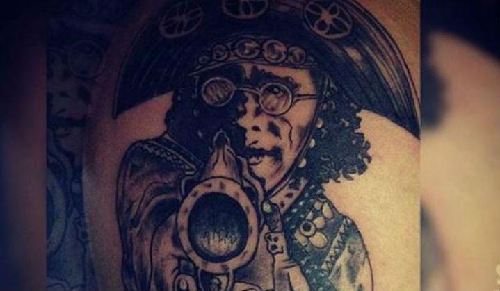 Tatuagens do Lampião, o Rei do Cangaço