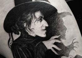 Tatuagens do Mágico de Oz