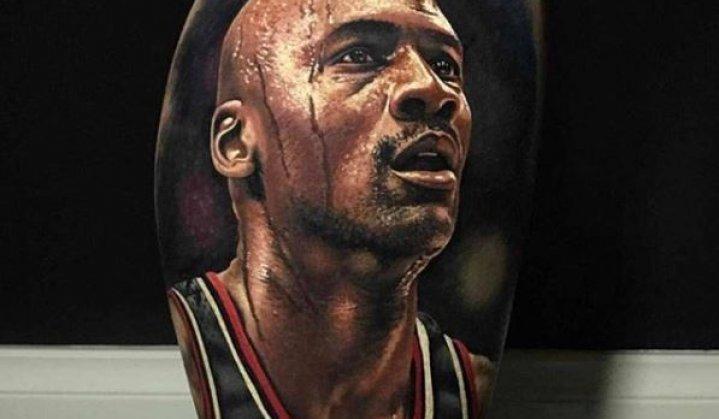 Tatuagens do Michael Jordan: O Maior de Todos
