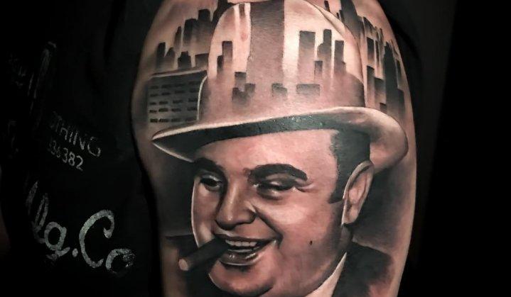 Tatuagens Incríveis de Al Capone