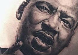 Tatuagens Inspiradas em Martin Luther King