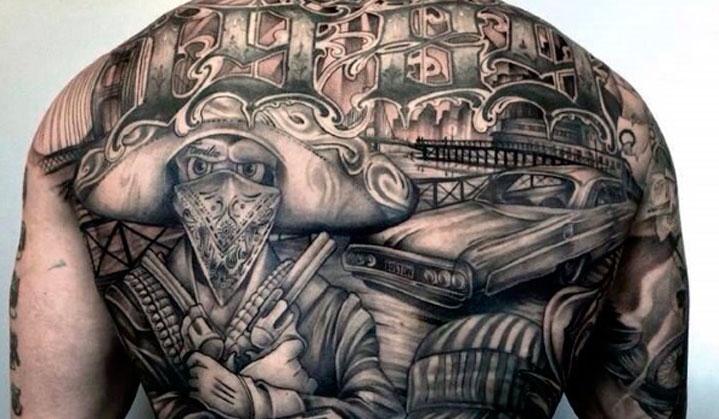 Tatuagens Mexicanas