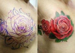 Tatuagens Outubro Rosa