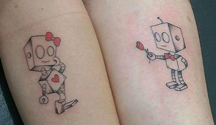 Tatuagens para Celebrar o dia dos Namorados