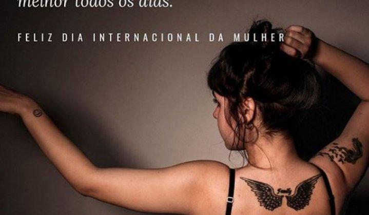 Tatuagens Poderosas no Dia Mundial das Mulheres