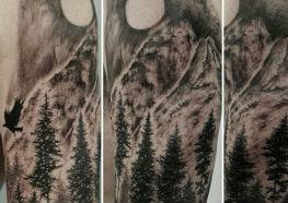 Tatuagens que Conquistaram o Monte Everest