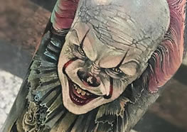 Tatuagens Stephen King: Clássicos do terror