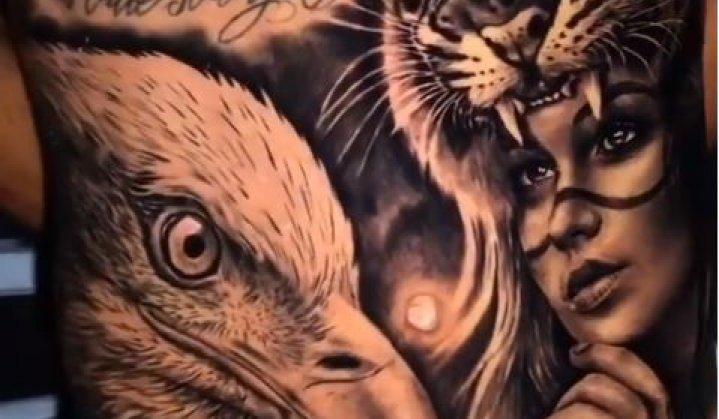 Tudo sobre Tatuagem na Barriga + Incríveis Tattoos