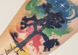 U2 Tattoo Project - Tatuagens Incríveis do U2