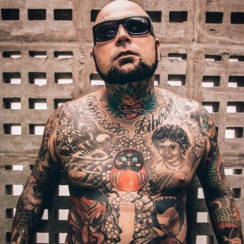 Adao Rosa Tattoo Artist
